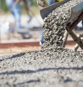 состав качественного бетона для фундамента