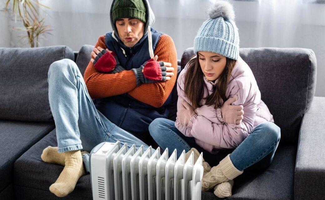 Холодно в квартире